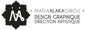 Maïva [Alaka] Girou | Graphiste / Directrice artistique indépendante | Nantes